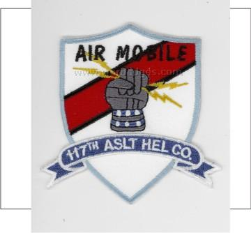117th Air Mobile Pa 70