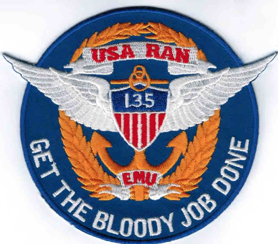 135th EMU Blue Patch Pa 8