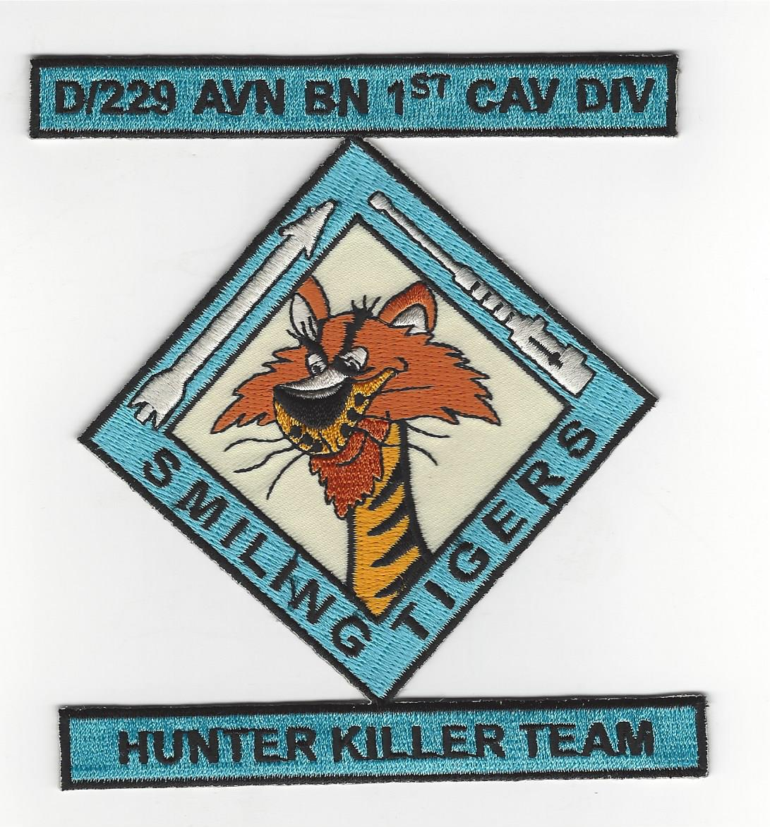 229th Smiling Tigers Hunter killers Pa 21
