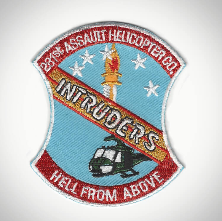 281st ahc Intruders
