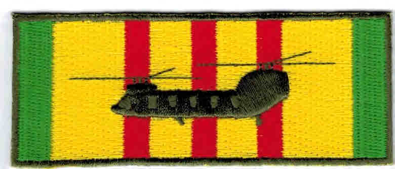 Vietnam Service patch Chinook Hsp 4
