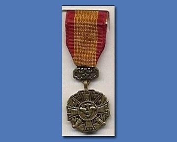 Vietnam Cross of Gallantry (miniture)