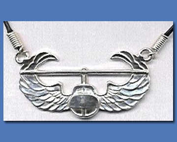Air Assault Necklace