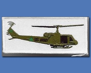 Helicopter - Gunship Patch Pa 112