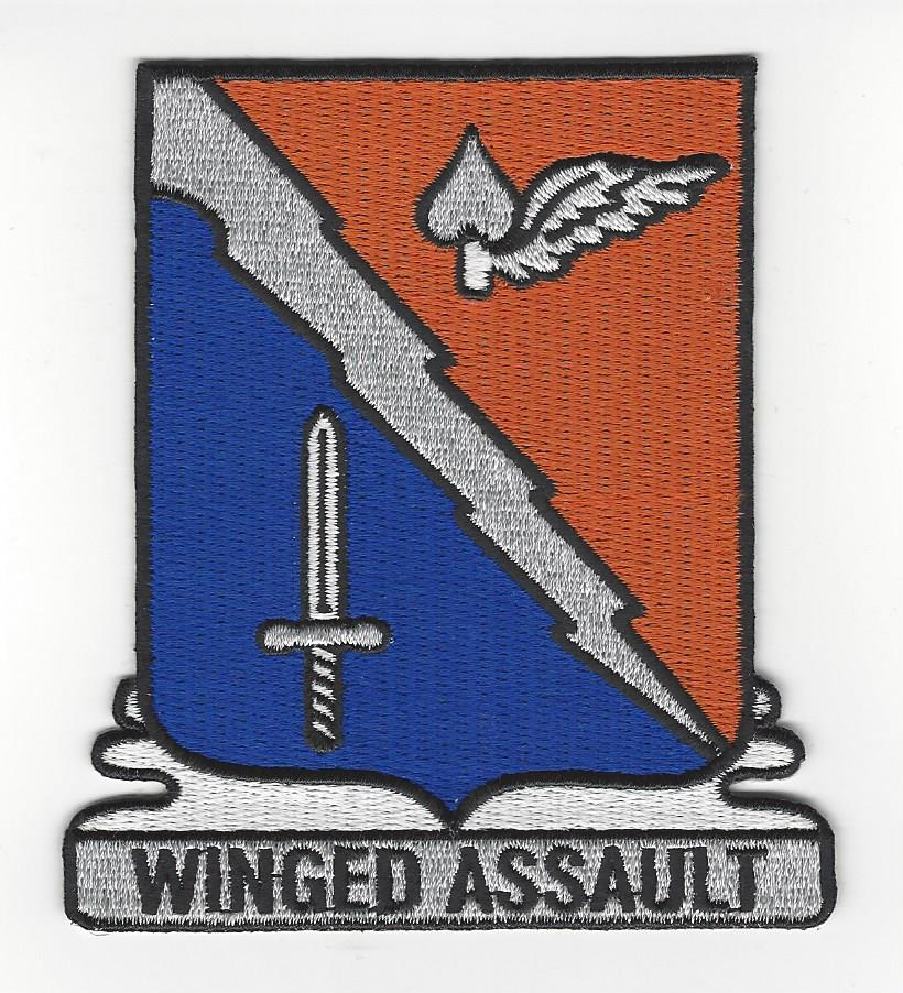 Winged assault 4 inches