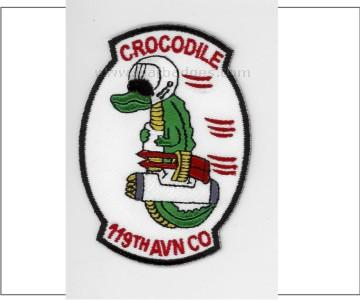 119th crocodile Pa 63