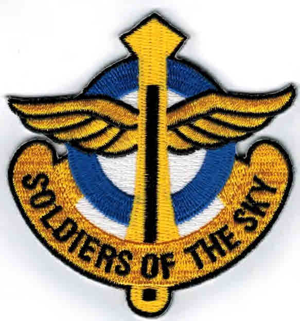 10th CAB Soldiers of the Sky Pa 149